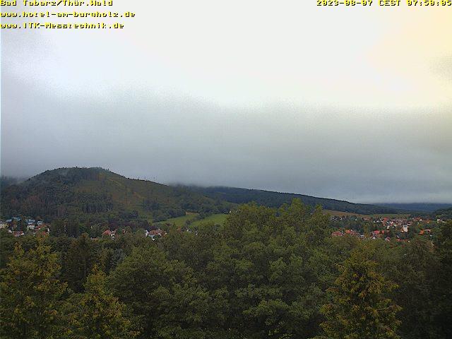 Webcam Skigebiet Tabarz - Inselsberg - Datenberg Tabarz - Th�ringer Wald