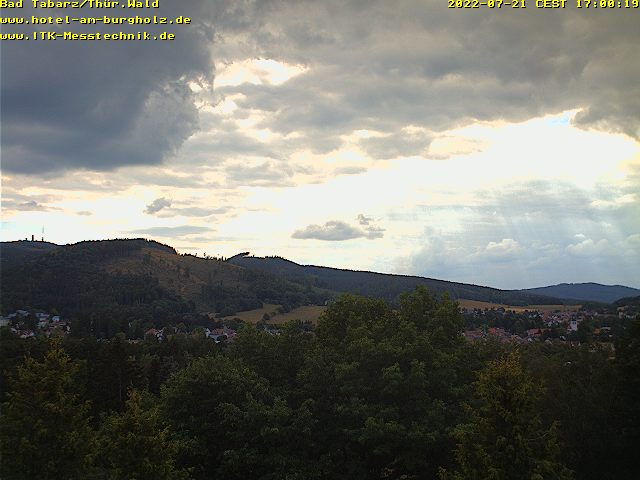 Webcam Skigebied Tabarz - Inselsberg - Datenberg Tabarz - Thüringer Woud