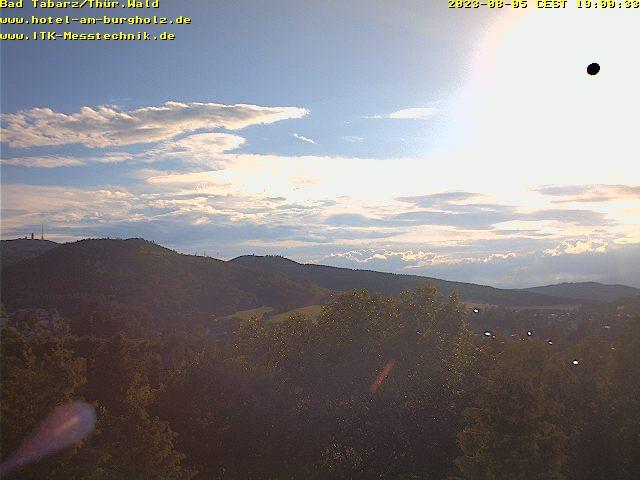 Webcam Skigebiet Tabarz - Inselsberg - Datenberg Tabarz - Thüringer Wald