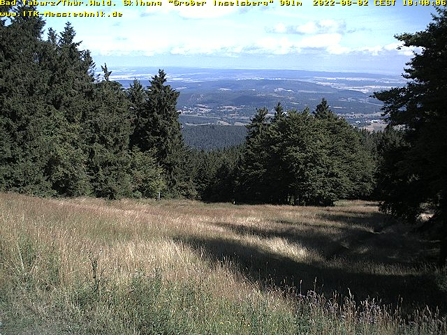 Webcam Skigebiet Tabarz - Inselsberg - Datenberg Th�ringer Wald