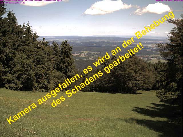 Webcam Skigebiet Tabarz - Inselsberg - Datenberg Th�ringer Wald