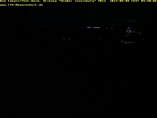 Webcam Skigebiet Tabarz - Inselsberg - Datenberg Thüringer Wald
