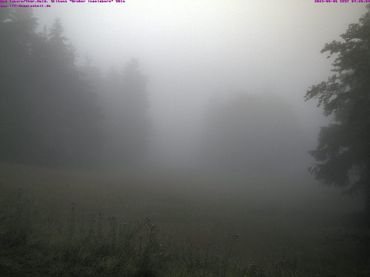 Webcam Skihang Großer Inselsberg